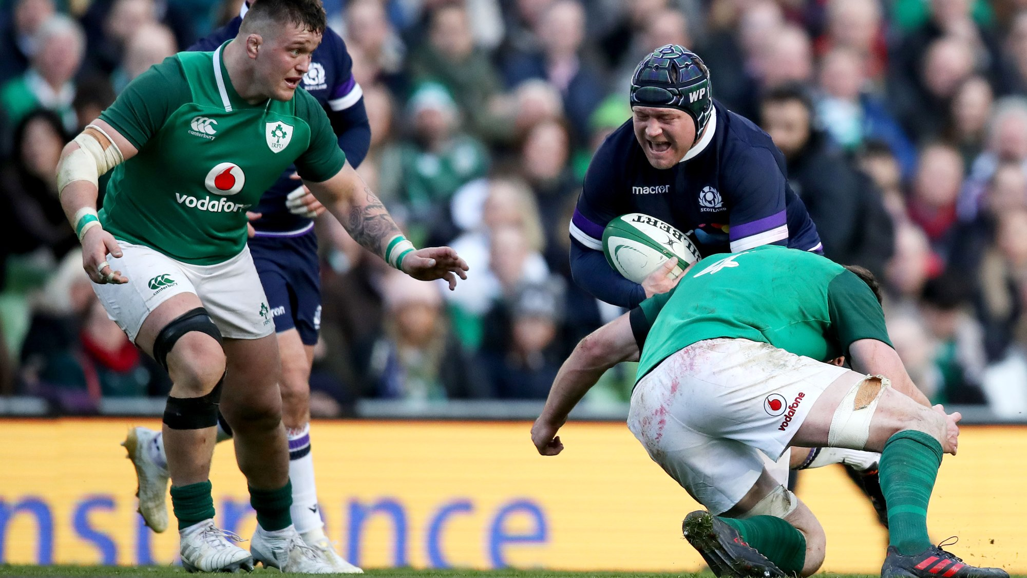 Man-of-the-match Nel imperious in Edinburgh win