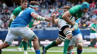 Ireland heroes battle for supremacy as Munster take on Leinster