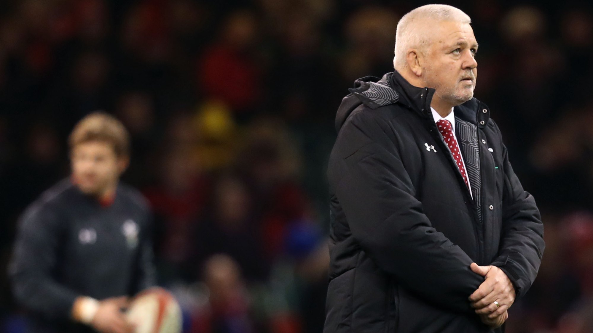 Gatland looks to sign off with a trophy