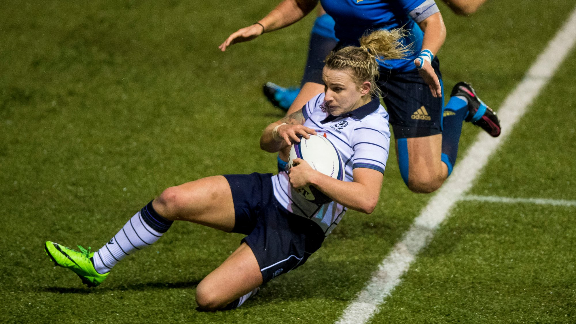 Scotland Women edged out in Madrid thriller