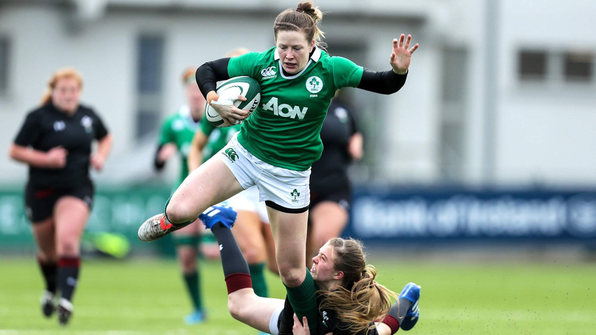 Busy weekend of Rugby for Women's Six Nations stars