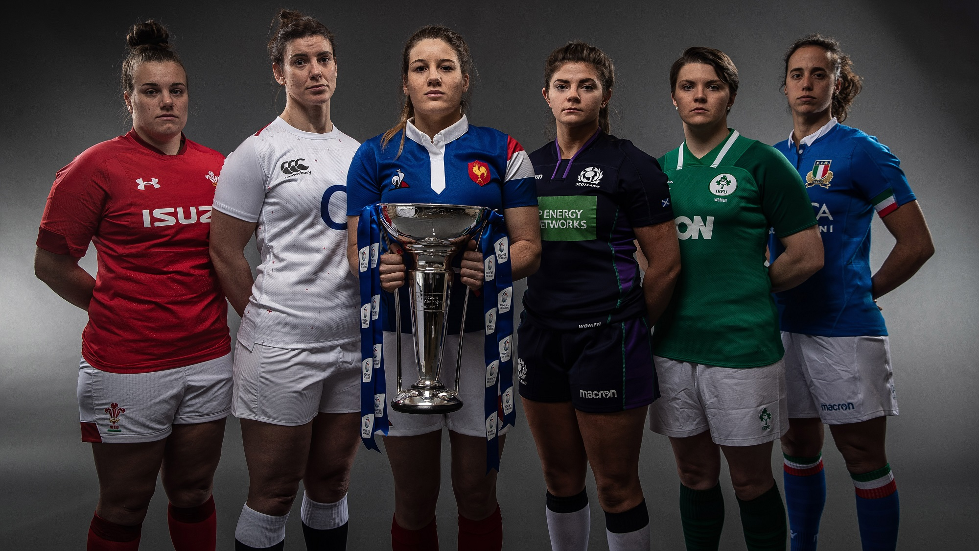 All systems go for eagerly-awaited Women's Six Nations