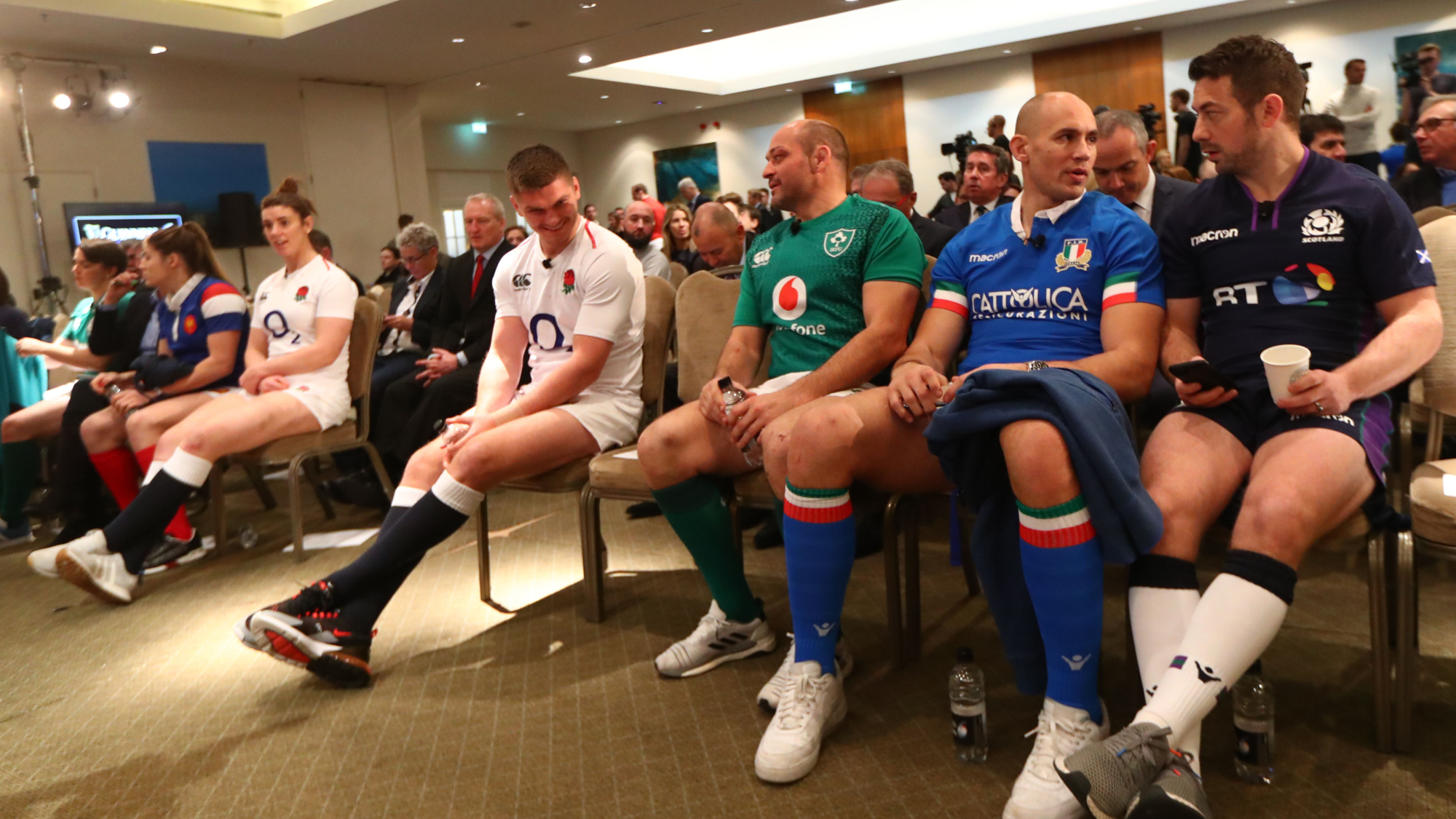 Guinness Six Nations 2019 Launch: Quotes of the Day