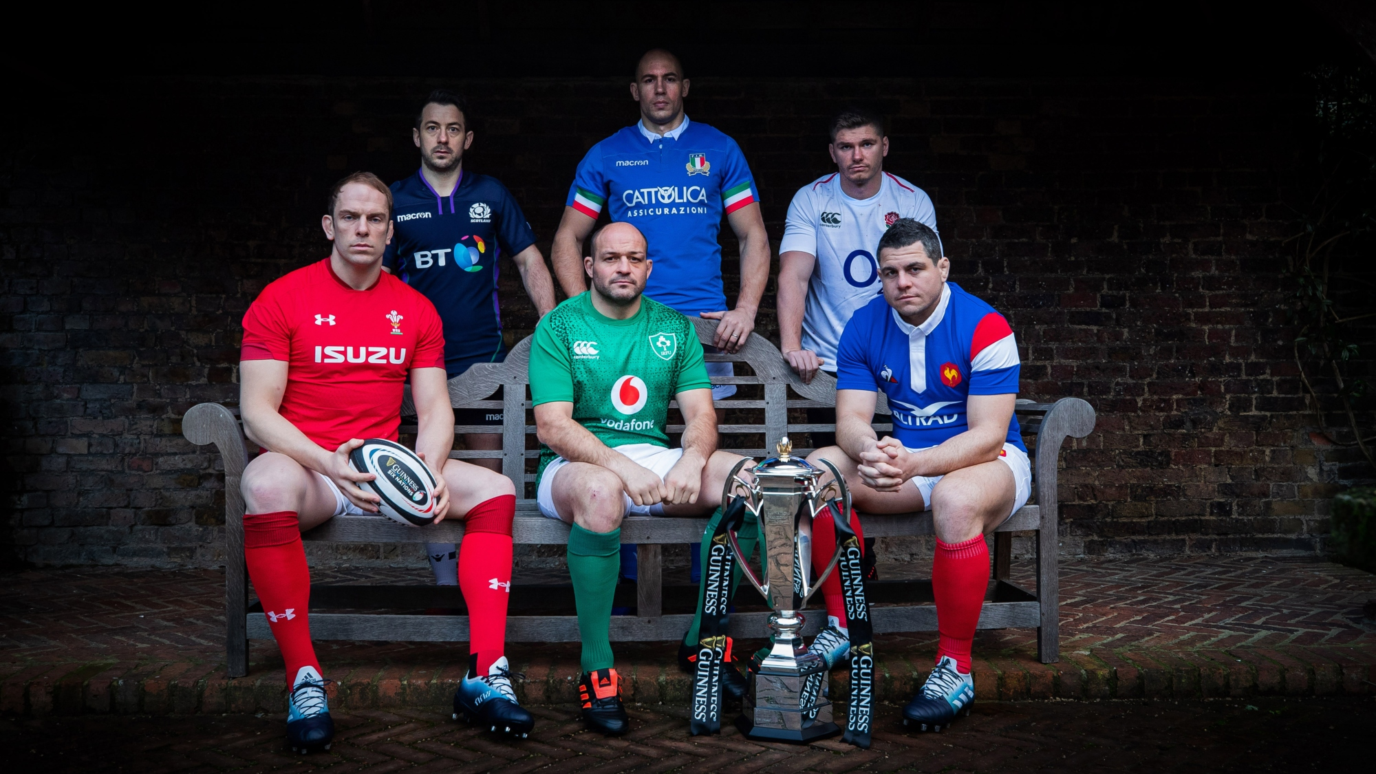 what channel is the six nations rugby on