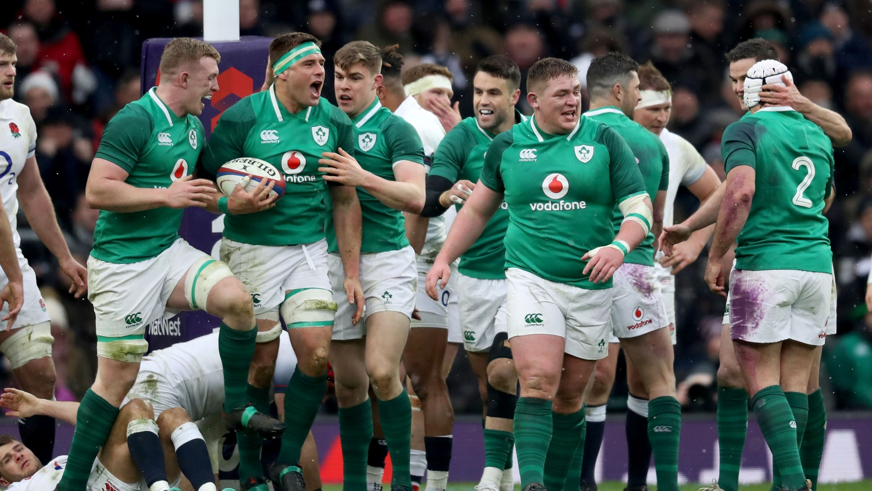 England v ireland 2018