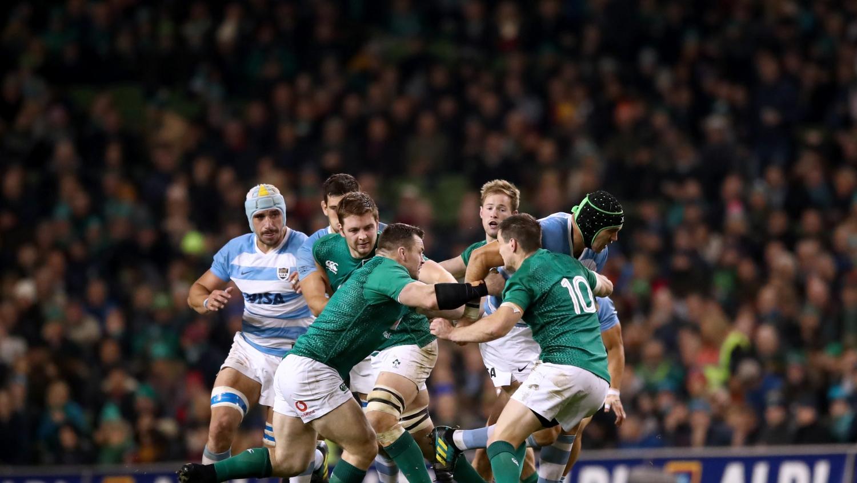 Ireland defence