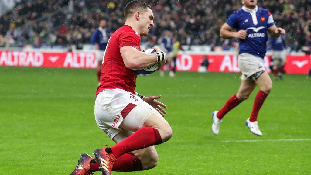 Rugby Six Nations 2020