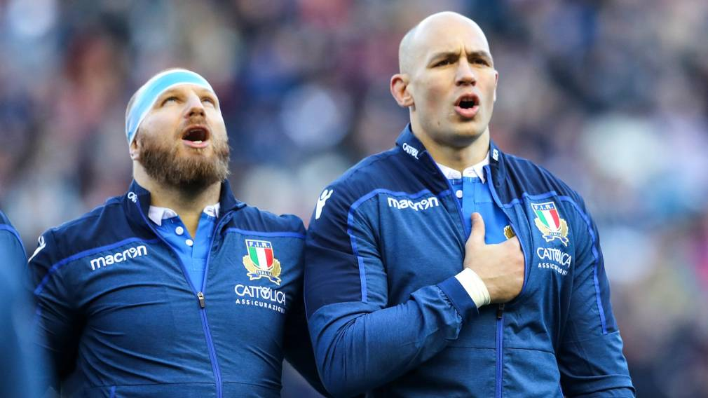Parisse confident ahead of Italy's World Cup challenge