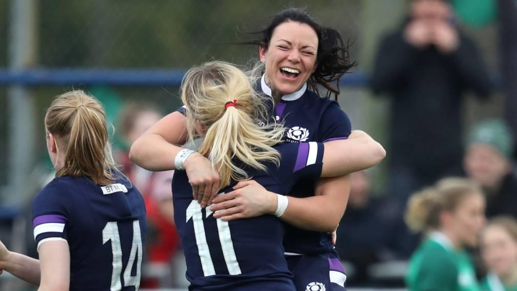 Scotland name starting XV for Ireland clash