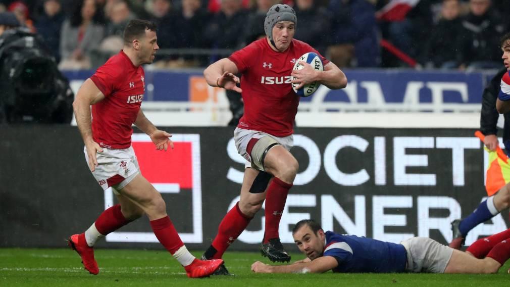 Davies capitaine du pays de Galles pour la première fois