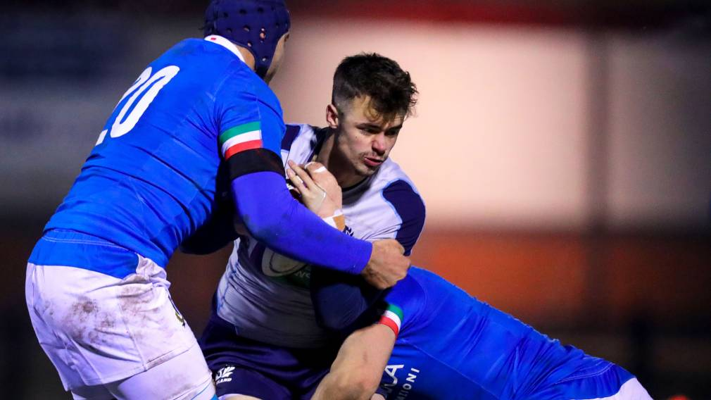 Scotland U20s change three for Ireland Test