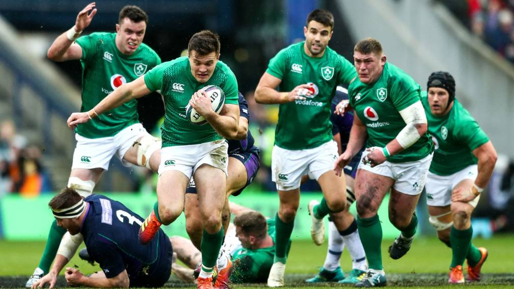 1a5a1fad271 Six Nations Rugby | LIVE: Cronin handed first Championship start ...