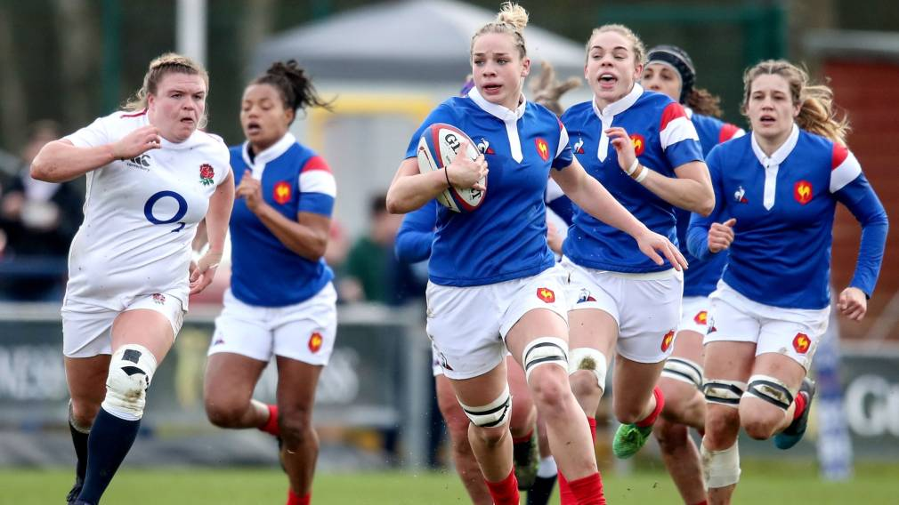 Image result for france women's rugby