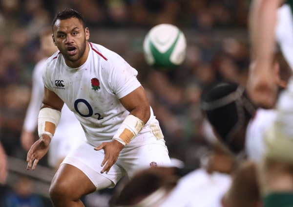 Six Nations Rugby Billy Vunipola England S Wrecking