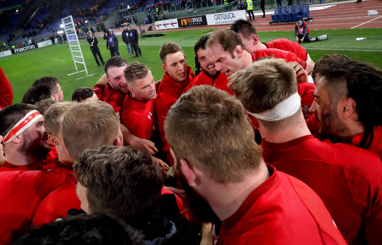 Brilliant Wales claim place in history with record-breaking win