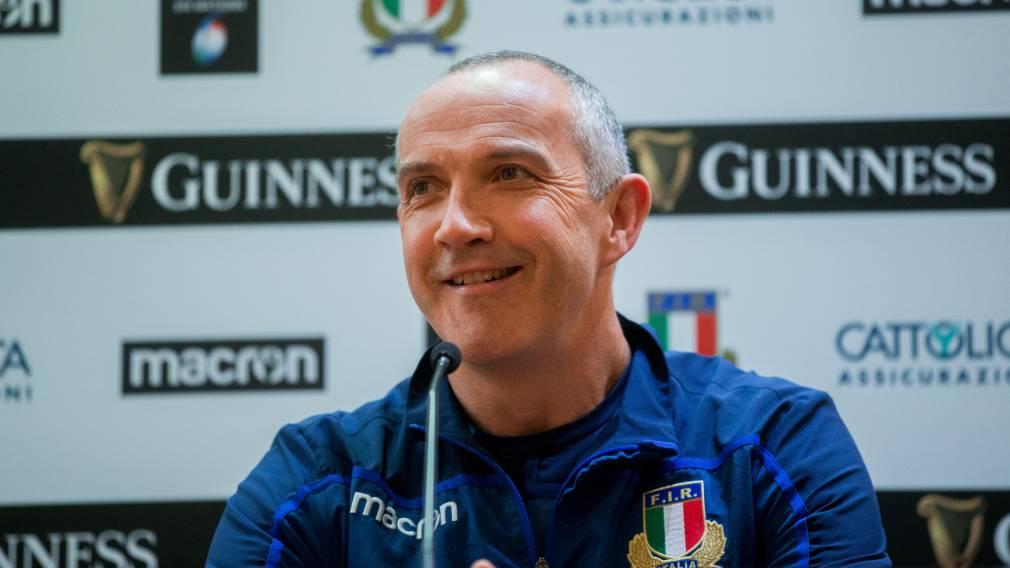O'Shea set for RFU role