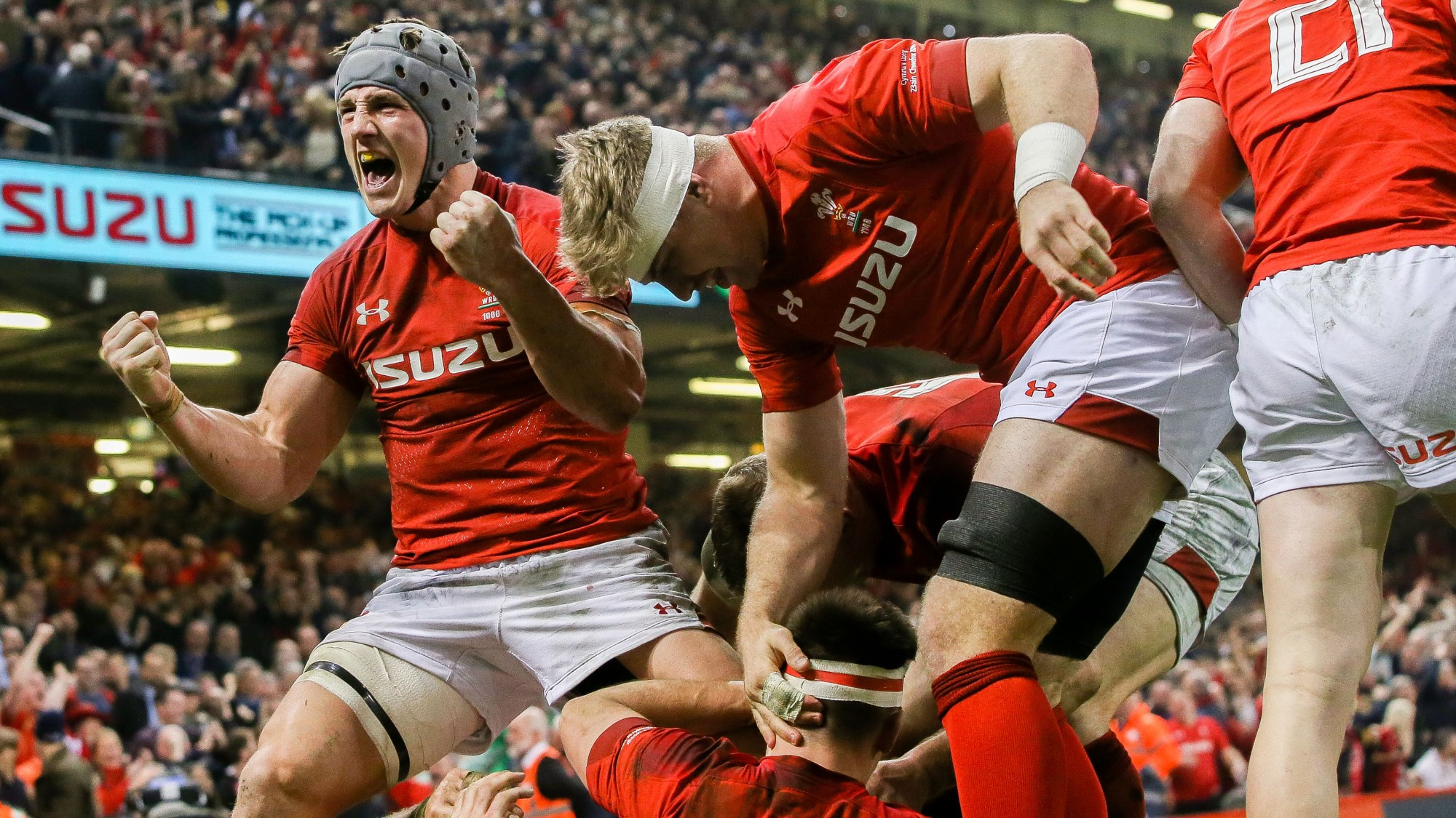 Stat watch: Tackling the numbers of Wales' win in Cardiff