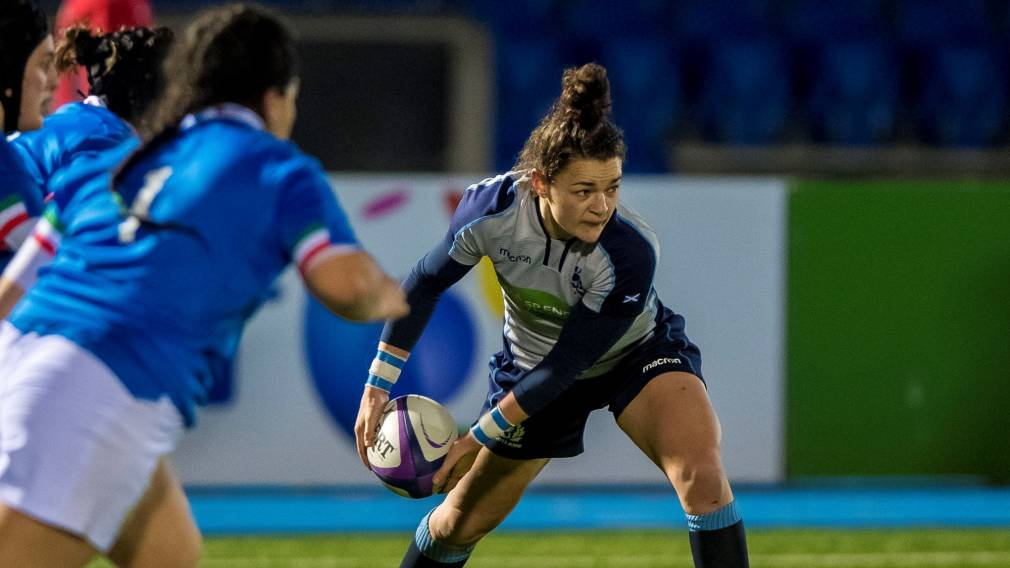 Four changes to Scotland Women for Wales clash