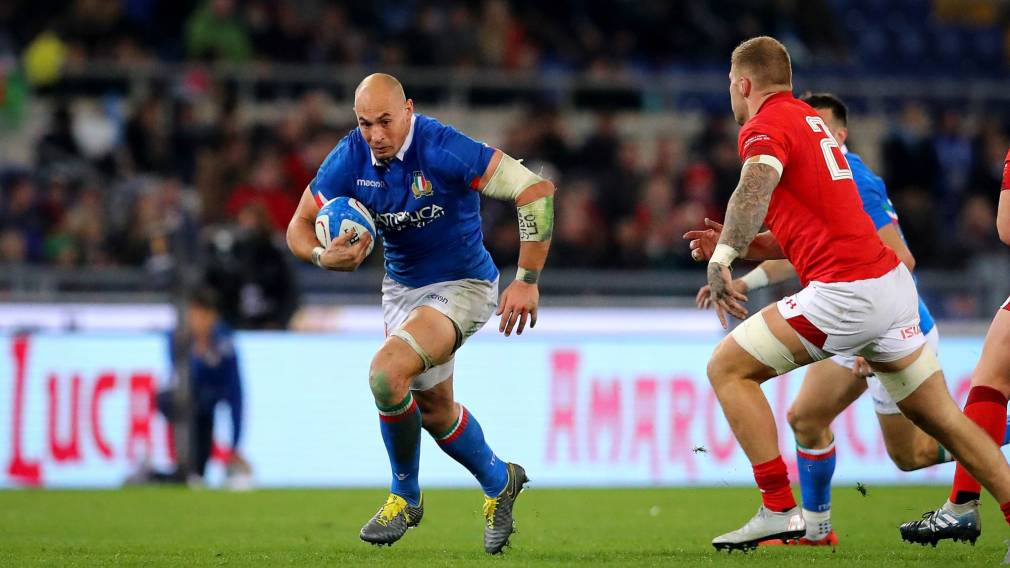 Parisse captains Italy in fifth World Cup