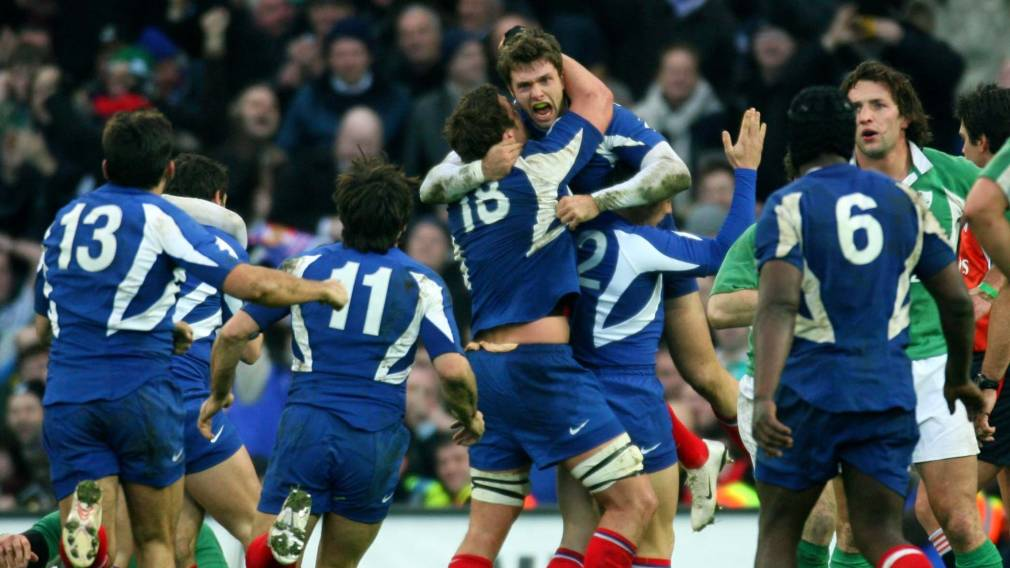 Great wingers of the Six Nations era