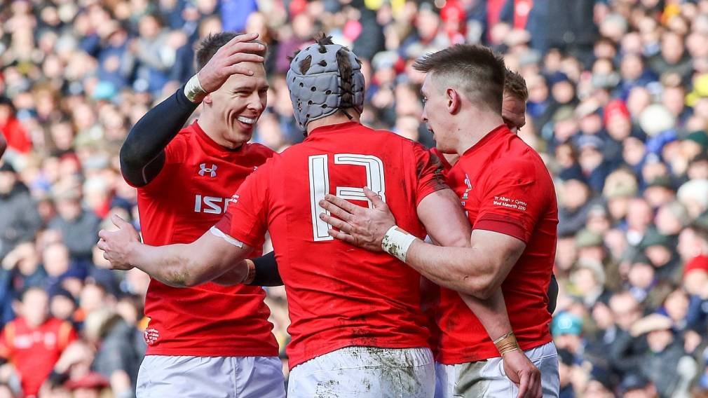 Wales name unchanged 23 to face Ireland