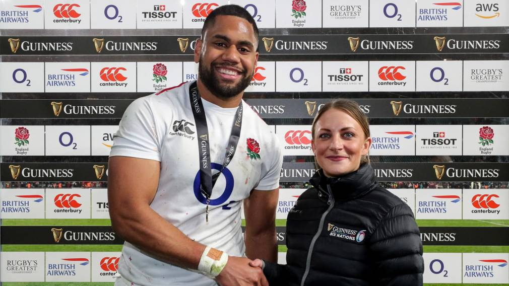 Cokanasiga seizes chance with Guinness man-of-match display