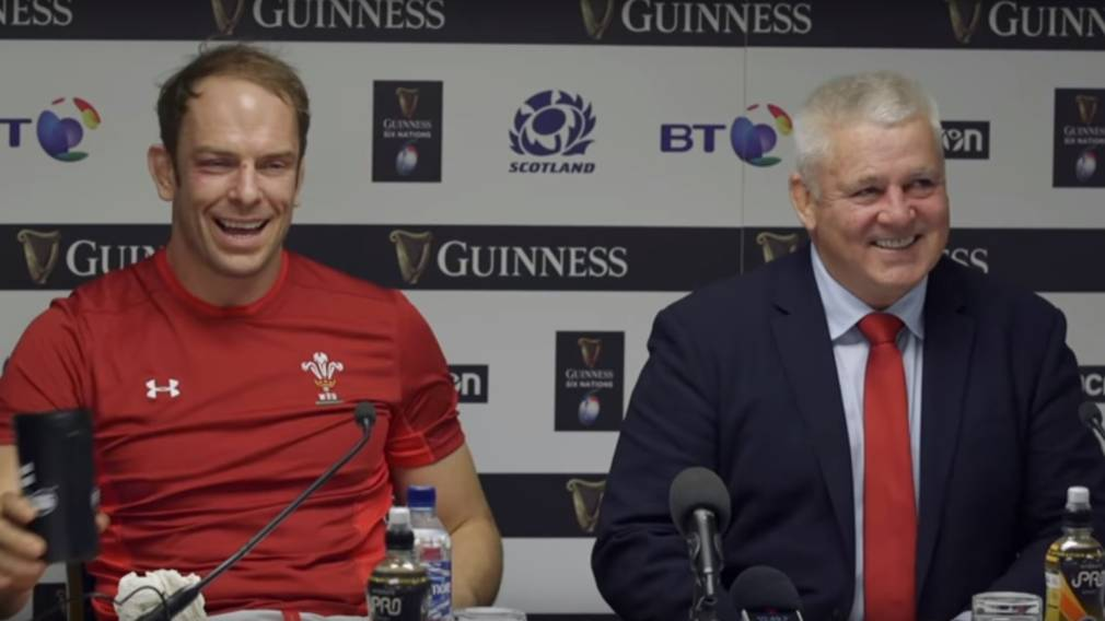 Press Conference: Warren Gatland calls on Cardiff crowd to inspire Wales to a dream Grand Slam