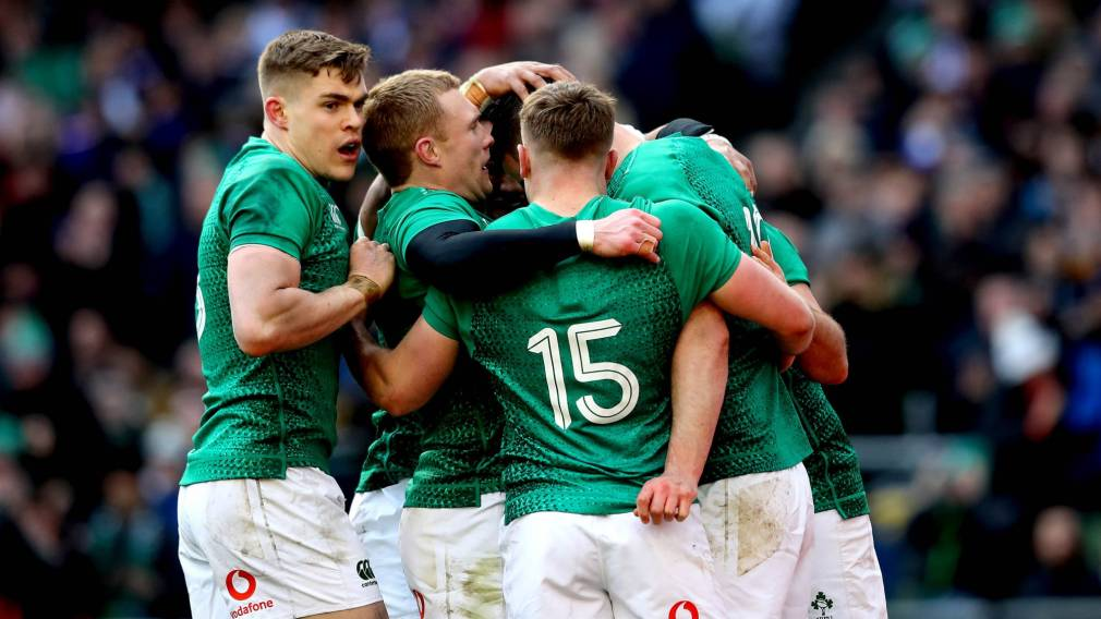 World Cup warm-up: Ireland