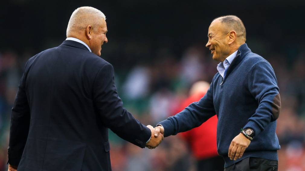 Gatland and Jones to renew rivalries at book awards