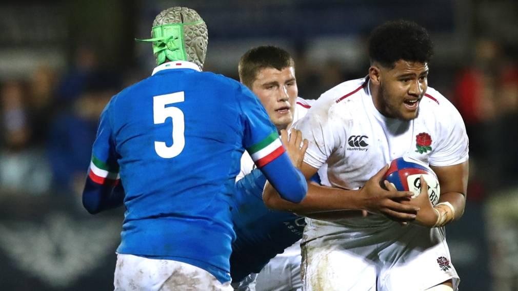 Six Nations Rugby Eight Changes As England Look To End Under 20s Championship On A High