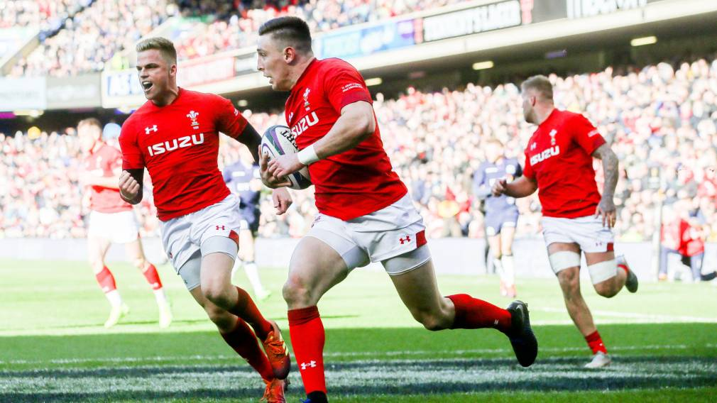 Wales optimistic Jonathan Davies will be fit for quarter-finals