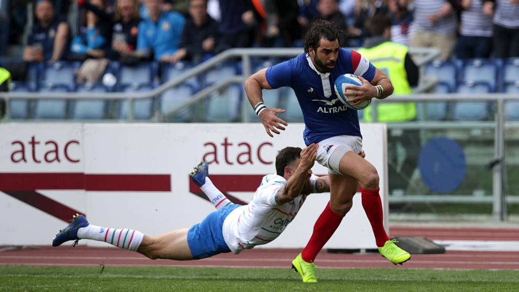 Huget at the double to help Toulouse to Top 14 title