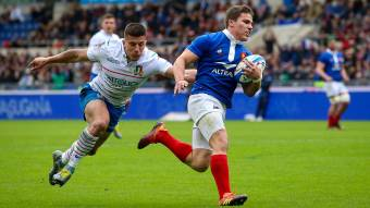 Dupont and Penaud start for France against Wales