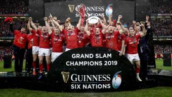 Il Galles conquista il Grande Slam