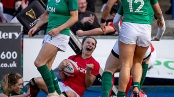 Gallery: Wales Women 24-5 Ireland Women