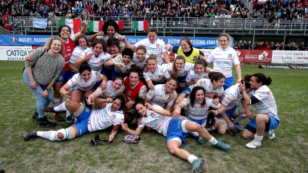 Italy Women name squad for training camp