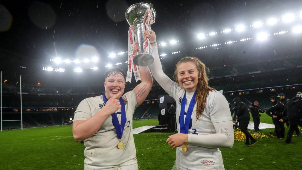 Look back on all the statistics from the 2019 Women's Six Nations