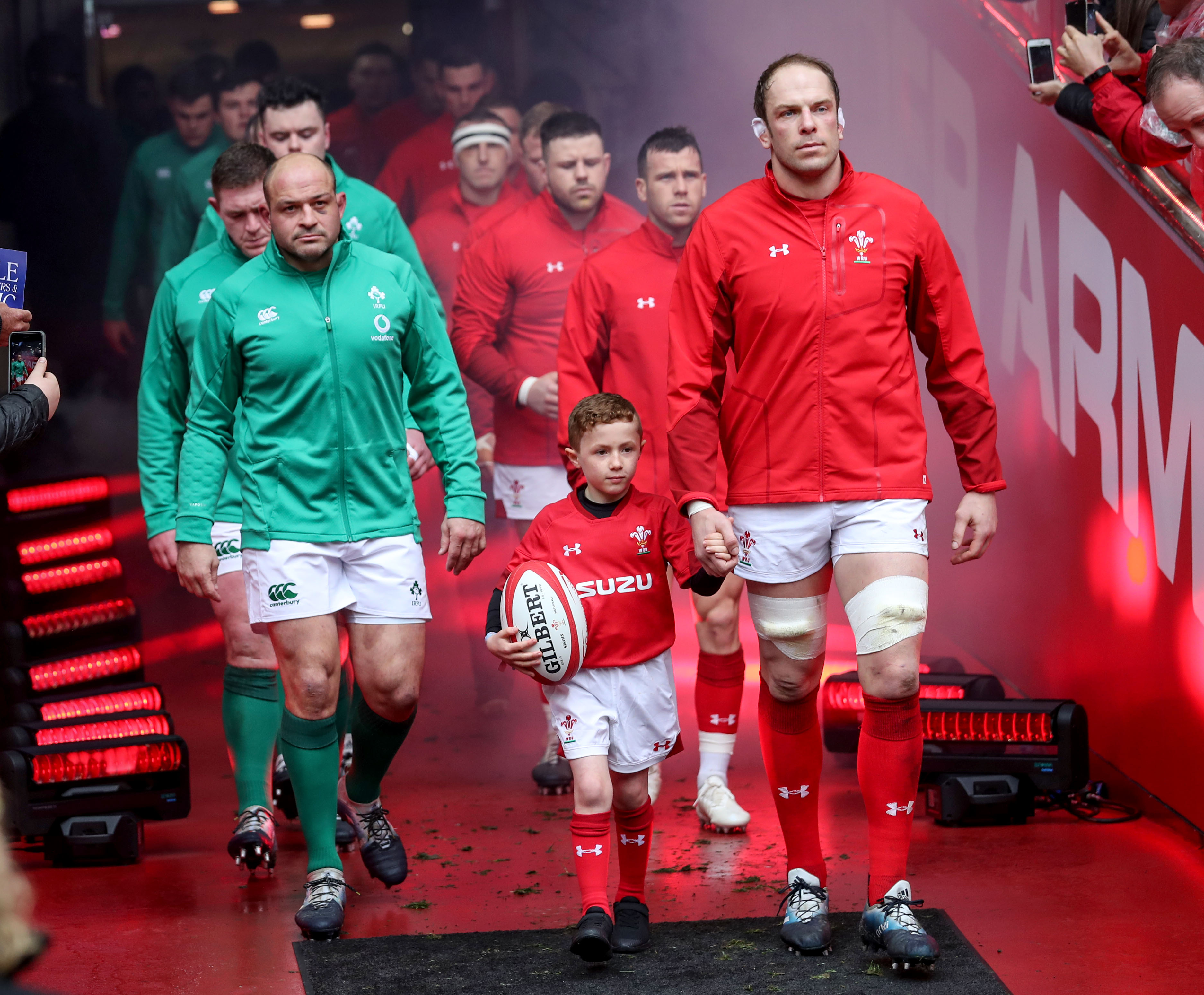 cc9ff84af42 Wales will be the defending Grand Slam champions while Ireland will be keen  to make it back to back home wins to kick off the 2020 campaign if they  have ...