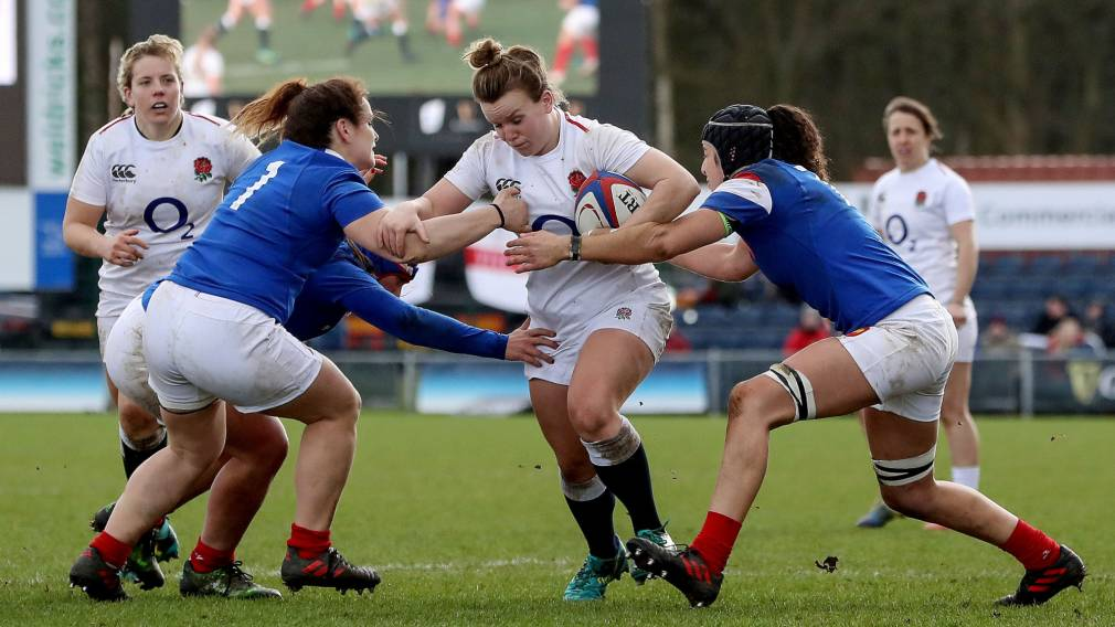 France and England to be part of Women's Rugby Super Series this summer
