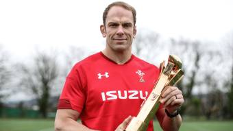 Wales captain Alun Wyn Jones crowned 2019 Guinness Six Nations Player of the Championship