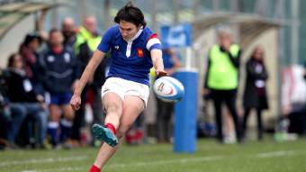 France Women change eight ahead of New Zealand clash