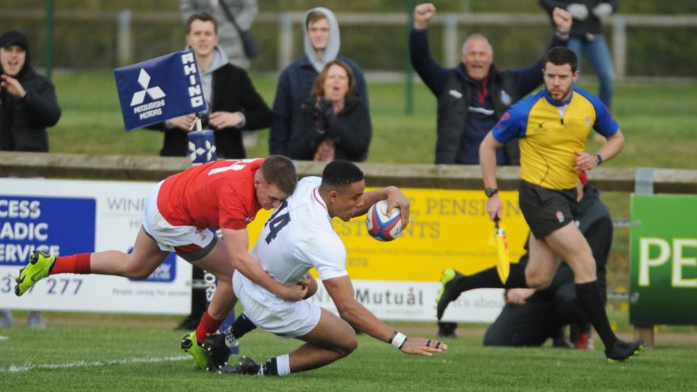 Hill and Jones hail opening Matchday of rugby at U18 Six Nations Festival