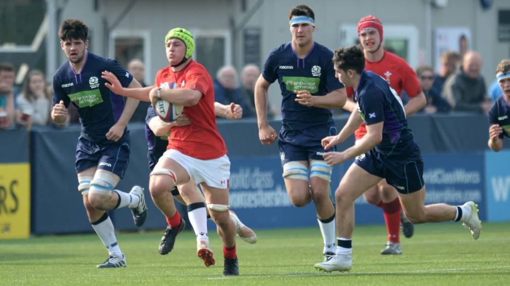 Lloyd leads Wales past Scotland at Sixways