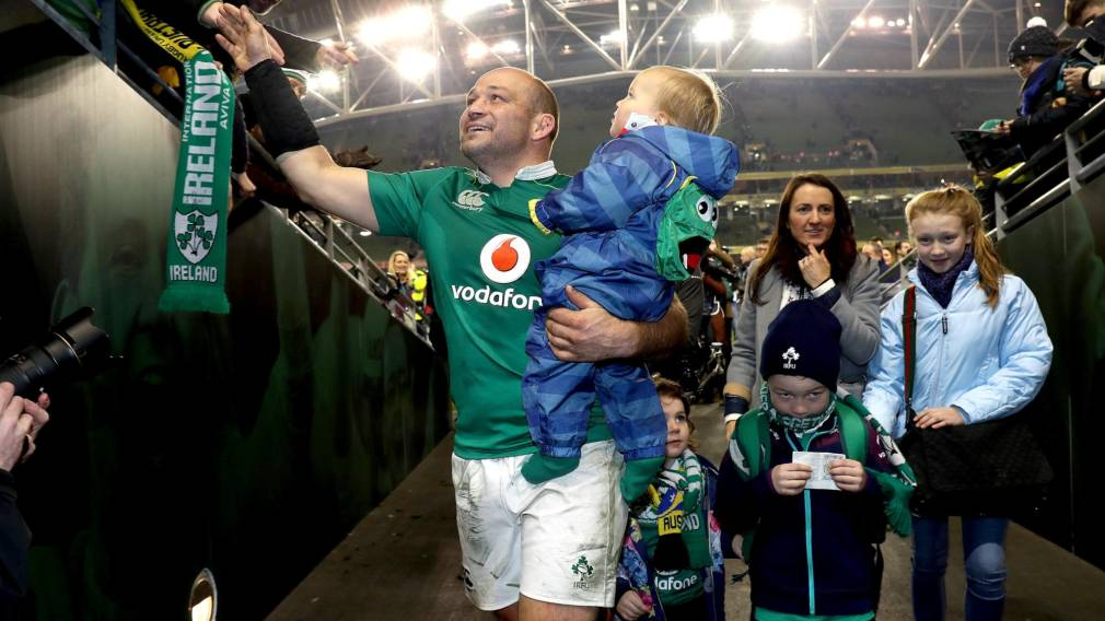 Ireland captain Best to retire after World Cup