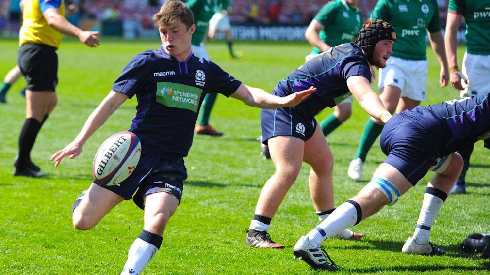 Paterson holds nerve for Scotland U18s in thriller