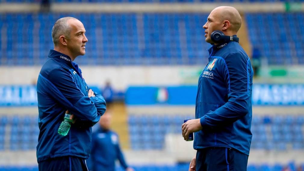 Minozzi returns as Italy name 44-man preliminary squad