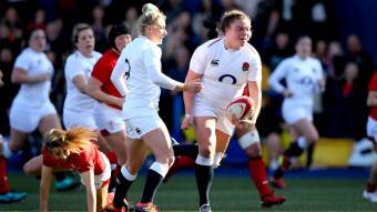 Bern wins England Women's Player of the Year