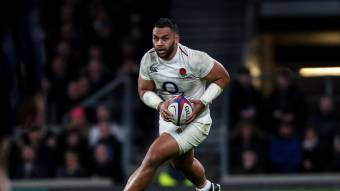 Vunipola: Expect more to come from me in Guinness Six Nations