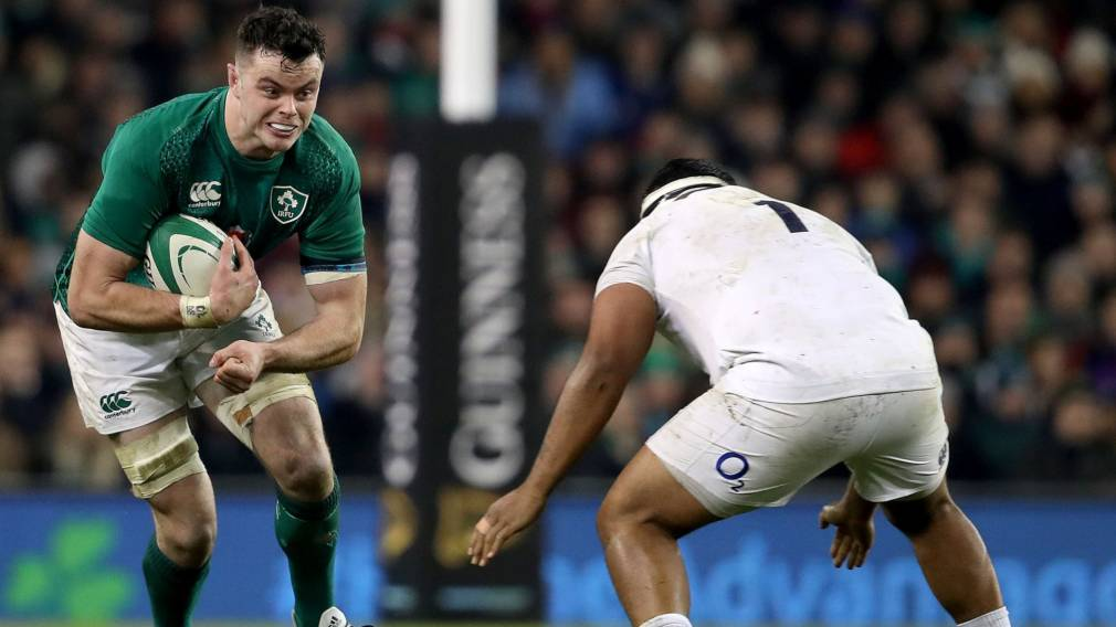 James Ryan scoops top prizes at Irish Rugby awards