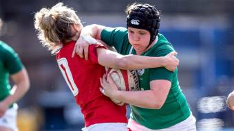 Ciara Griffin picks up Ireland Player of the Year prize